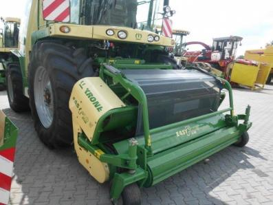 Self-propelled forage harvester Krone Big X 700, used, 2011, Emsbueren - Foto 2