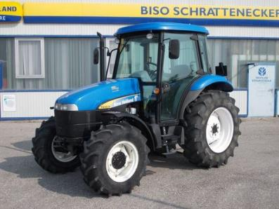 Tractor New Holland TD 5020 - BISO Schrattenecker - Foto 1