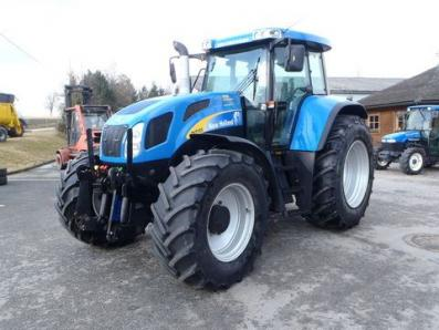 Tractor New Holland TV-T 155 Auto Command - BISO Schrattenecker - Foto 1
