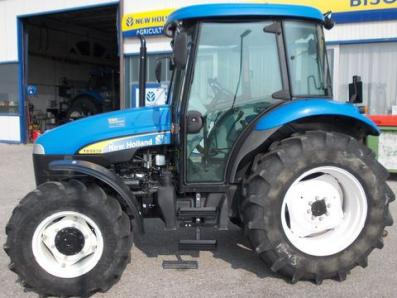 Tractor New Holland TD 5020 - BISO Schrattenecker - Foto 3