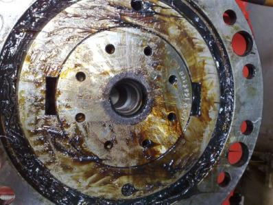 Used Generator AVK DIDBN 150 / 145 L/4 / - Foto 5