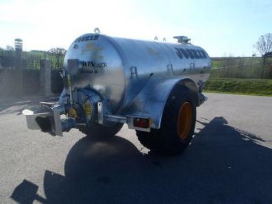 Slurry tankers Joskin ALPINA 2 8300S - BISO Schrattenecker - Foto 3