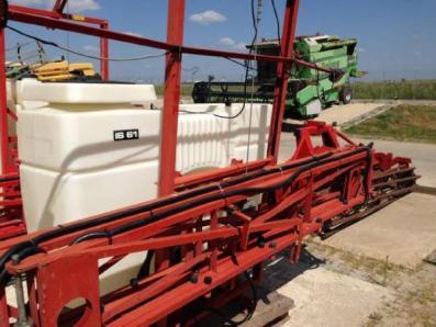 Fertiliser spreader Instalatie erbicidat purtata Holder Holder - BISO Schrattenecker - Foto 2