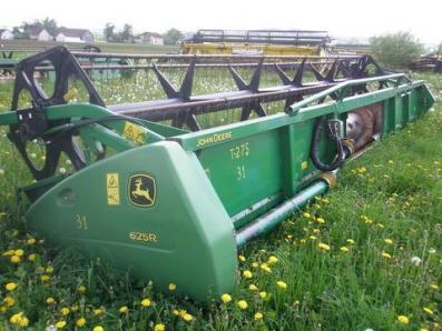 Combine harvester John Deere 625R - BISO Schrattenecker - Foto 1