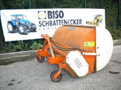 Forestry mulchers LGU FMC-1.6 - BISO Schrattenecker - Foto 1