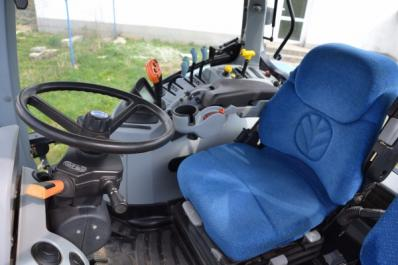 Tractor New Holland T7050 - BISO Schrattenecker - Foto 10
