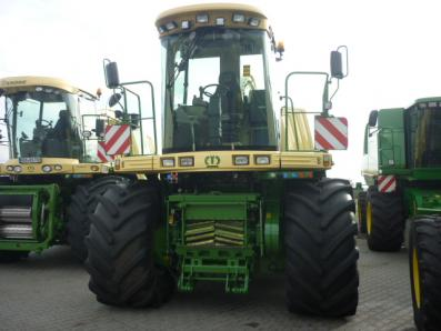 Self-propelled forage harvester Krone Big X 500, used, 2010 Emsbueren - Foto 2