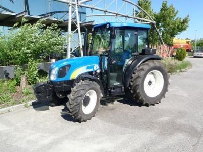 Tractor New Holland T 4020 DeLuxe - BISO Schrattenecker - Foto 1