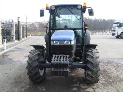 Tractor New Holland TN 55 - BISO Schrattenecker - Foto 2