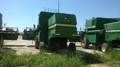Harvester John Deere 1174 S II - BISO Schrattenecker - Foto 3