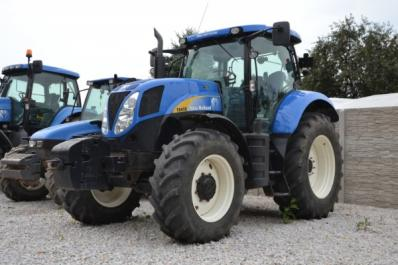 Tractor New Holland T 6050 - BISO Schrattenecker - Foto 1