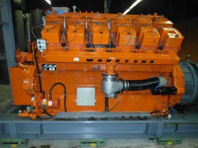 Used Gas cogeneration system / Combined Heat and Power (CHP), Engine: Waukesha L7042G / Leroy Somer LS AK 50 VL10 6-P - Foto 9