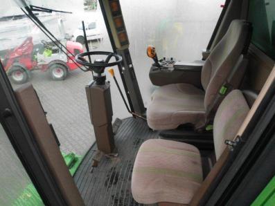 Combine harvester John Deere 9580 WTS 4wd, used, Emsbueren - Foto 6