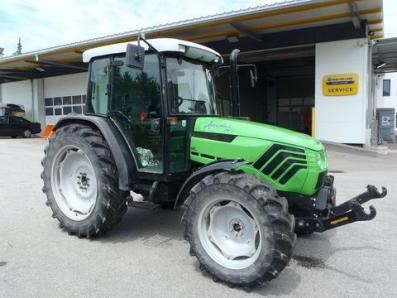 Tractor Deutz-Fahr Agroplus 70 - BISO Schrattenecker - Foto 3