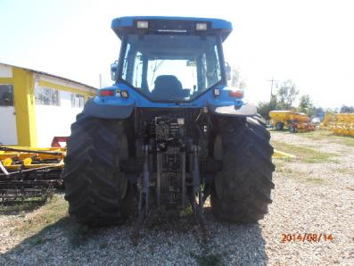 Tractor New Holland 8670 - BISO Schrattenecker - Foto 3