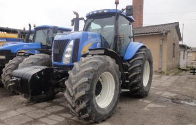 Tractor New Holland TG285 - BISO Schrattenecker - Foto 1