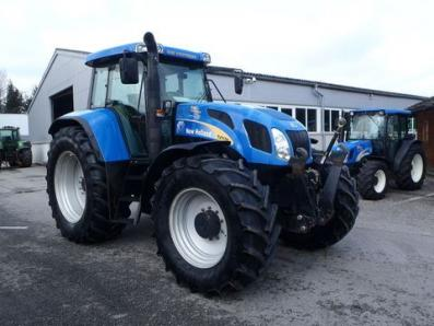 Tractor New Holland TV-T 170 Auto Command - BISO Schrattenecker - Foto 4