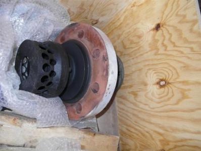 Steamturbine Siemens CFR5 G6A - Foto 5