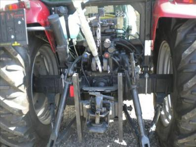 Tractor Case IH JX 1075 - BISO Schrattenecker - Foto 4
