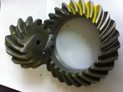 BEVEL GEAR F334310020210, 334310020210 - Fendt parts - Foto 3