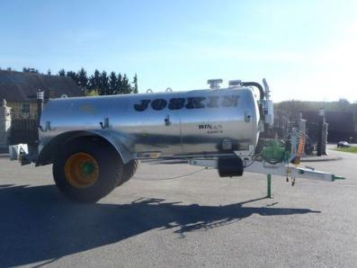 Slurry tankers Joskin ALPINA 2 8300S - BISO Schrattenecker - Foto 2