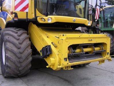 Harvester New Holland CX8080 - BISO Schrattenecker - Foto 7
