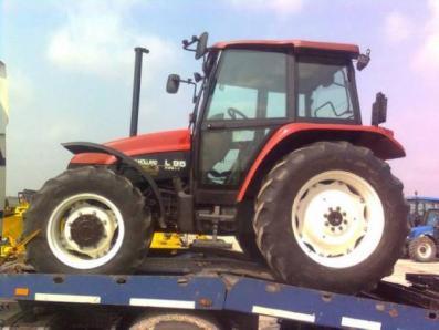 Tractor New Holland L 95 - BISO Schrattenecker - Foto 2