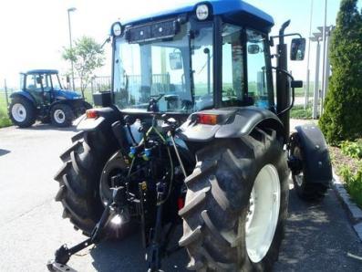 Tractor New Holland T 4020 DeLuxe - BISO Schrattenecker - Foto 2