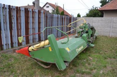Forage harvesters Krone X V8 - BISO Schrattenecker - Foto 6
