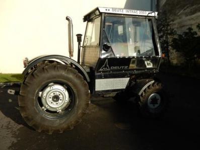 Tractor Deutz-Fahr Intrac A - BISO Schrattenecker - Foto 7