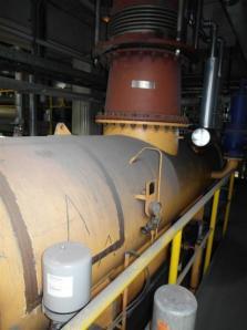Used Condensing steam turbine Siemens AFA 6 Da / Leroy Somer LSA 56 BL7-4P, 1997 - Foto 11