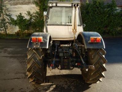 Tractor Deutz-Fahr Intrac A - BISO Schrattenecker - Foto 5