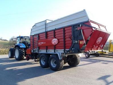 Loading wagons Lely Mengele TIGO 40 RD - BISO Schrattenecker - Foto 2