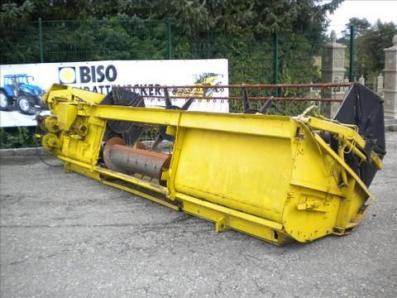 Combine harvester New Holland Schneidwerk - BISO Schrattenecker - Foto 3