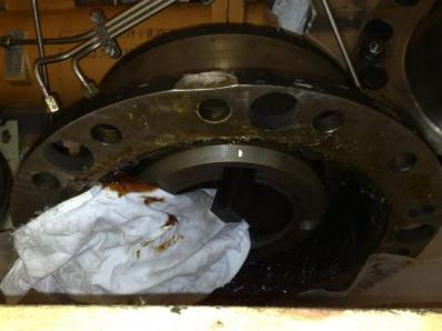 Used Generator AVK DIDBN 150 / 145 L/4 / - Foto 8