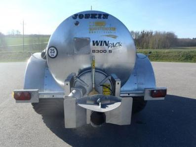 Slurry tankers Joskin ALPINA 2 8300S - BISO Schrattenecker - Foto 5