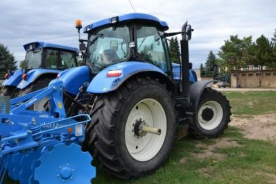 Tractor New Holland T7050 - BISO Schrattenecker - Foto 2