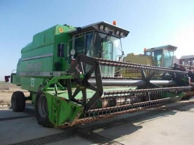Harvester Deutz-Fahr Top Liner 4090 H - BISO Schrattenecker - Foto 1
