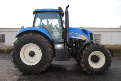 Tractor New Holland T8030 - BISO Schrattenecker - Foto 3