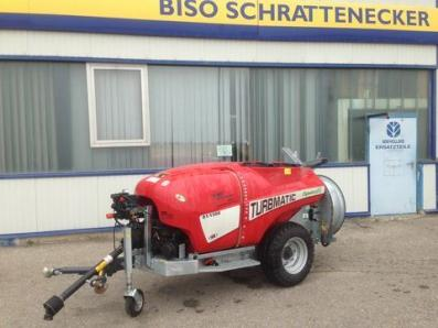 Sprayers SAE Obstbauspritze Turbmatic Defender MK 1500 - BISO Schrattenecker - Foto 4
