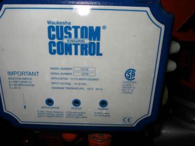 Gas cogeneration sys CHP Engine: Waukesha L7042G / Leroy Somer LS AK50 VL10 6P - Foto 9