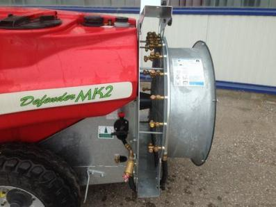 Sprayers SAE Obstbauspritze Turbmatic Defender MK 1500 - BISO Schrattenecker - Foto 5