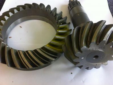 BEVEL GEAR F334310020210, 334310020210 - Fendt parts - Foto 1