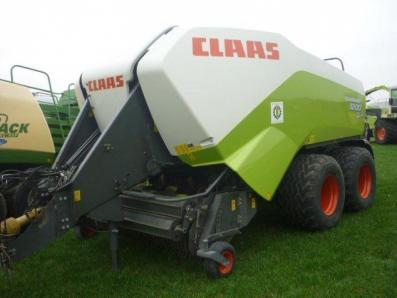Used CLAAS Quadrant 3200 RC baler, Emsbueren - Foto 1