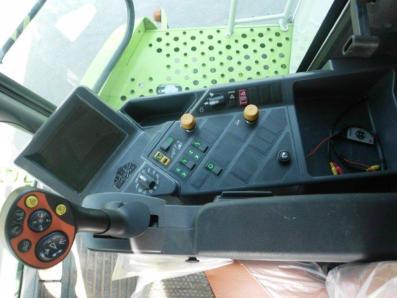 Combine harvester CLAAS Lexion 540, used, Emsbueren - Foto 6