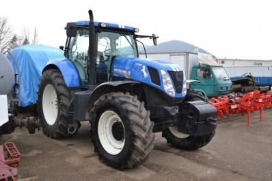 Tractor New Holland T7.260 - BISO Schrattenecker - Foto 1