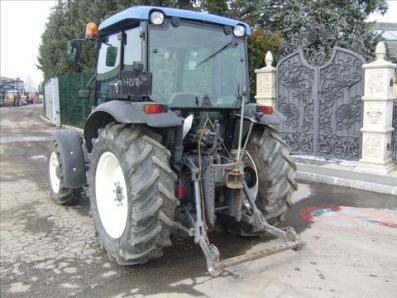 Tractor New Holland TN 55 - BISO Schrattenecker - Foto 3