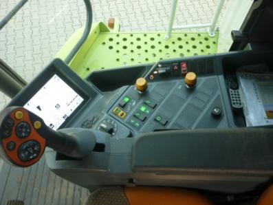 Combine harvester CLAAS Lexion 530, used, Emsbueren - Foto 6