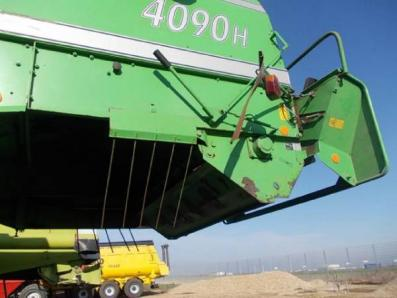 Harvester Deutz-Fahr Top Liner 4090 H - BISO Schrattenecker - Foto 7