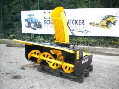 Road and snow machines Hydrac 150 Schneefräse - BISO Schrattenecker - Foto 1